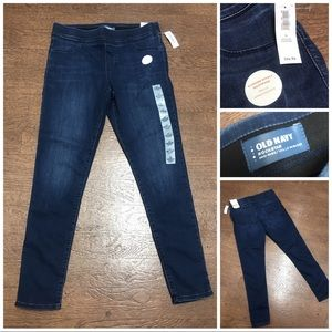 NWT Old Navy RockStar Mid-Rise Jeggings